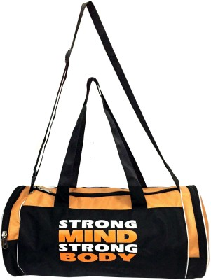 Protoner Strong Mind Strong Body Duffle Bag