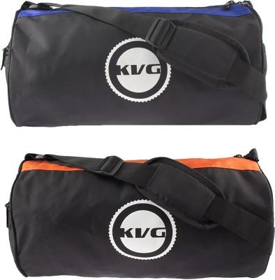 KVG Sports Gym Bag Combo VIBRANT GYM BAG