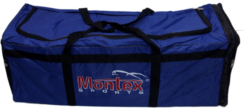 Montex Cricket Kit bag(Blue, Kit Bag)