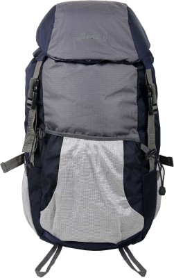 Bendly Foldable Outdoor Backpack(Blue, Rucksack)