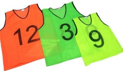 Sahni Sports 15 Sport Bibs