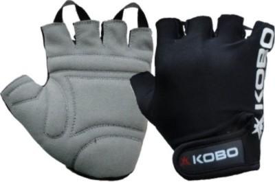Kobo WTG-05 Gym & Fitness Gloves (S, Black)