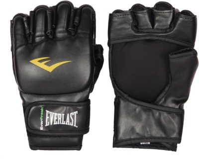 Xpeed MMA Gym & Fitness Gloves (L, Black)