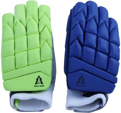 Wolfer BW ColorFlash (Right Hand) Batting Gloves (Men, Multicolor)