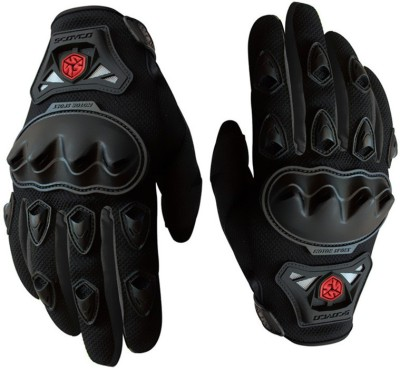 Scoyco FBZ Riding Gloves (XL, Black)