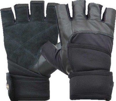 BLT Club Gym & Fitness Gloves (Free Size, Multicolor)