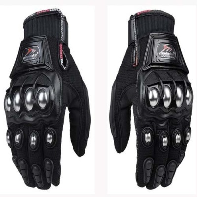 Capeshoppers MADBIKE Riding Gloves (XL, Black)