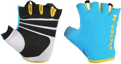 Vector X VX-450 Gym & Fitness Gloves (XL, Multicolor)