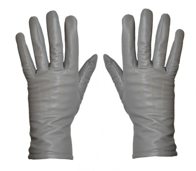 Fitness Rehan's Driving Gloves (L, Silver)
