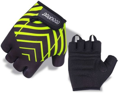 Cockatoo WLG5 Gym & Fitness Gloves (L, Multicolor)