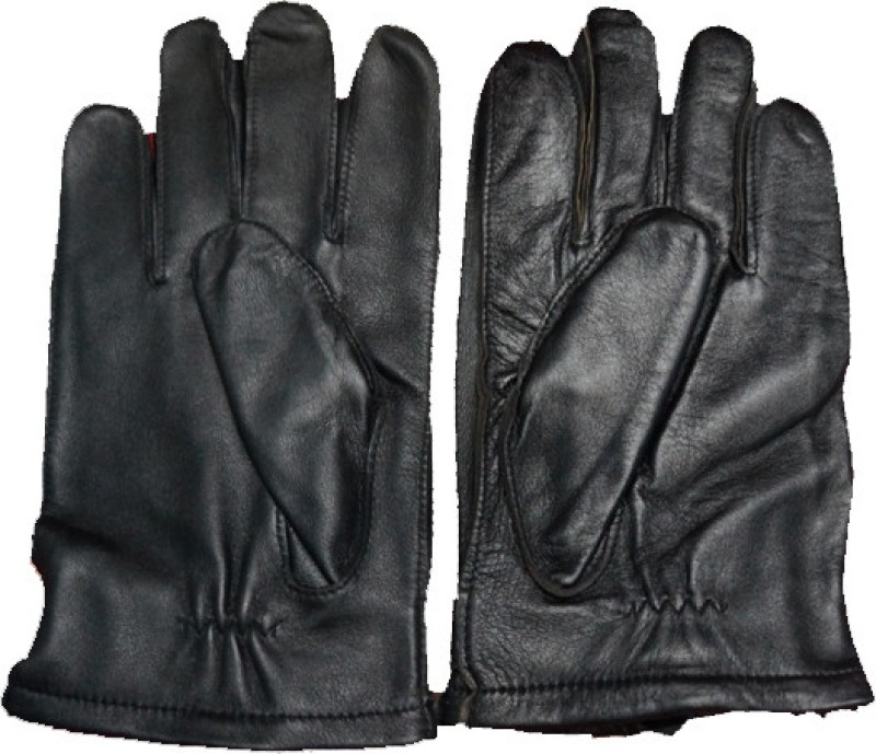 Matrix Leather Gym & Fitness Gloves (XL, Black)