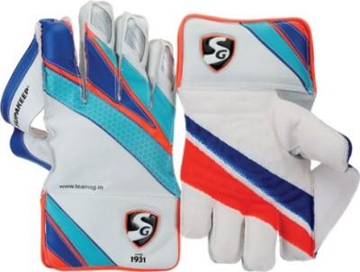SG Supakeep Wicket Keeping Gloves (Boys, Multicolor)