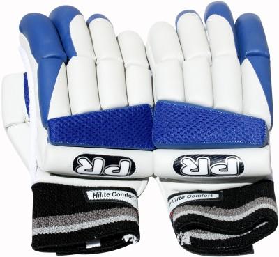 PR Hilite Comfort Batting Gloves (Men, Blue)