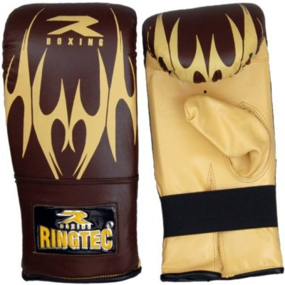 Ringtec RS-302-12 Boxing Gloves (S, Yellow)