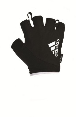 Adidas Essential Gloves - Extra Large White Wicket Keeping Gloves (XL)
