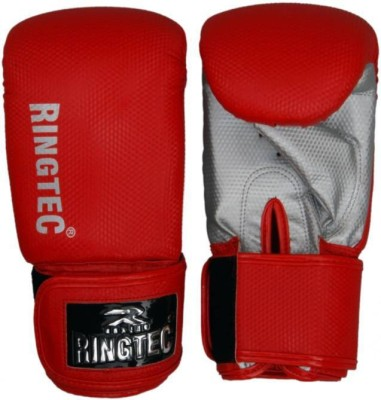 Ringtec RS-302-02 Boxing Gloves (M, Red)