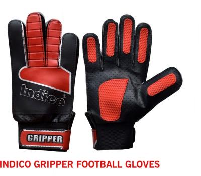 Indico Keeper GRIPPER Football Gloves (Men, Multicolor)