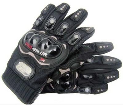 smotorzbikerz probkr Riding Gloves (L, Black)