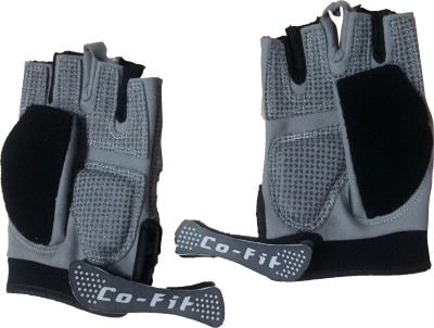 co-fit cofit gloves Gym & Fitness Gloves (S, Silver)