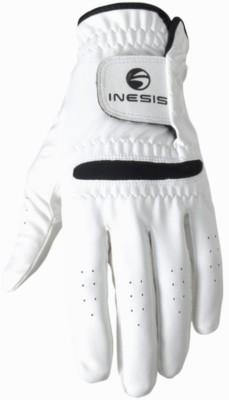 Inesis Gant Open Golf Gloves (XL, White)