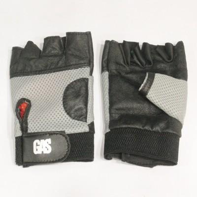 GAS Macho Gym & Fitness Gloves (Free Size, Grey)