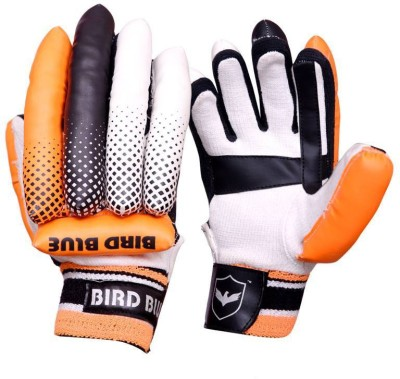 birdblue g1 Batting Gloves (Men, Orange, Black)
