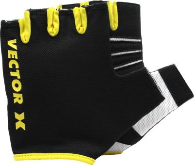 Vector X Vx 450 Gym & Fitness Gloves (M, Black)
