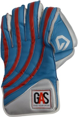 GAS TERMINATOR Wicket Keeping Gloves (Youth, Multicolor)