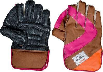Prokyde Warrior Wicket Keeping Gloves (Men, Multicolor)