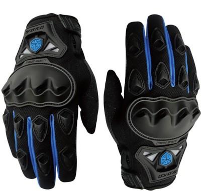 Scoyco FBZ Riding Gloves (XL, Black, Blue)