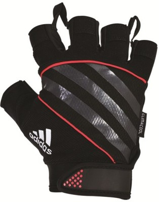 ADIDAS Performance Gloves - Extra Large Red (XL)