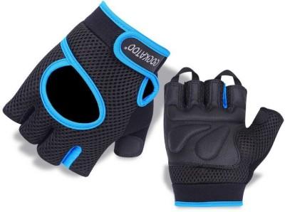 Cockatoo WLG09-Black Gym & Fitness Gloves (L, Multicolor)