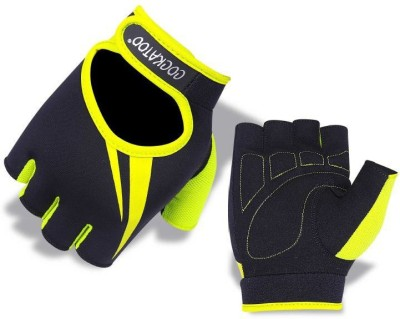 Cockatoo WLG8 Gym & Fitness Gloves (L, Multicolor)