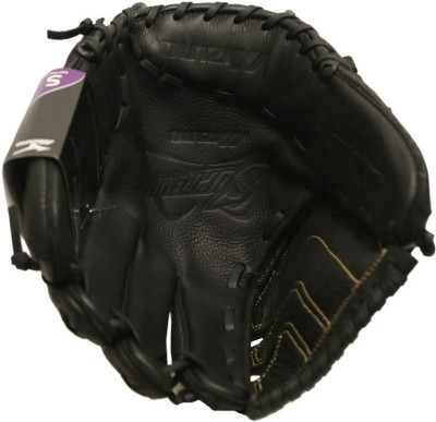 Mizuno Supreme-C Baseball Gloves (Men, Black)