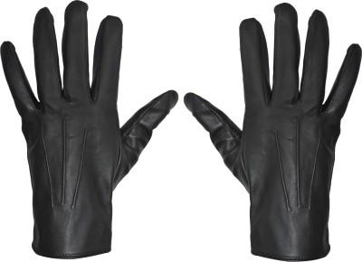 Fitness Rehan Driving Gloves (L, Black)