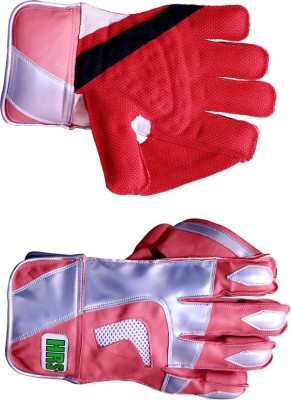 HRS Ultimate Wicket Keeping Gloves (Men, Multicolor)