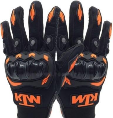 Rahul Toys club Riding Gloves (L, Black)