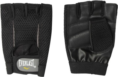 Everlast Ross Weightlifting Boxing Gloves (M, Black)