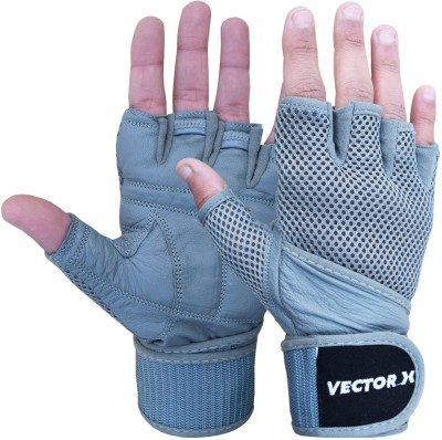 Vector X VX-1200 (L) Assorted Gym & Fitness Gloves (L, Multicolor)