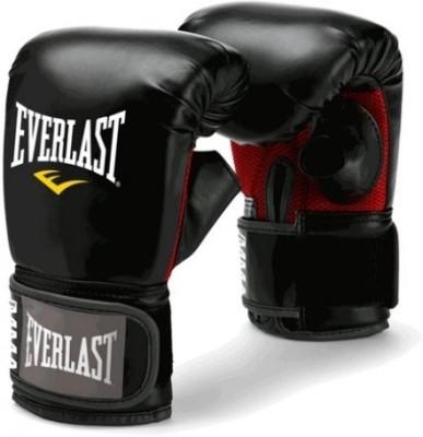 Everlast Mma Heavy Bag Boxing Gloves (L, Black)