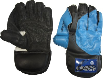 Cosco Stumper Wicket Keeping Gloves (L, Assorted)