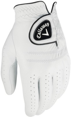 Callaway Tour Authentic Golf Gloves (S, White)