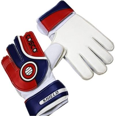 Cosco Shield Goalkeeping Gloves (S, Multicolor)