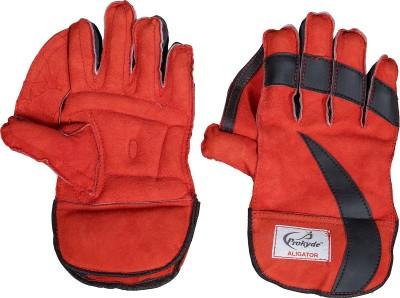 Prokyde Aligator Wicket Keeping Gloves (Men, Multicolor)