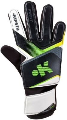 Kipsta First Goalkeeping Gloves (Free Size, Multicolor)