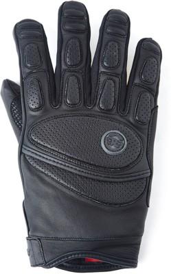Royal Enfield LG03 Riding Gloves (L, Black)