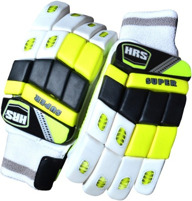 HRS Super Batting Gloves (Youth, Multicolor)