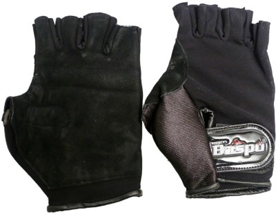 Baspo GL3 Gym & Fitness Gloves (Free Size, Black)