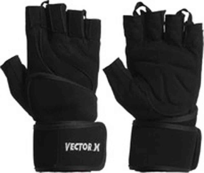 Vector X VX-900 XL Boxing Gloves (XL, Black)