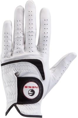 Inesis Feel Golf Gloves (S, White, Black)